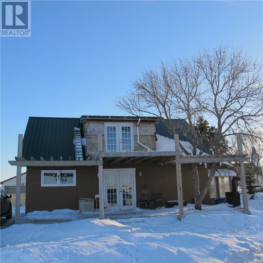 Duttenhoffer Acreage, Benson Rm No. 35, Saskatchewan  S0C 0L0 - Photo 1 - SK710285