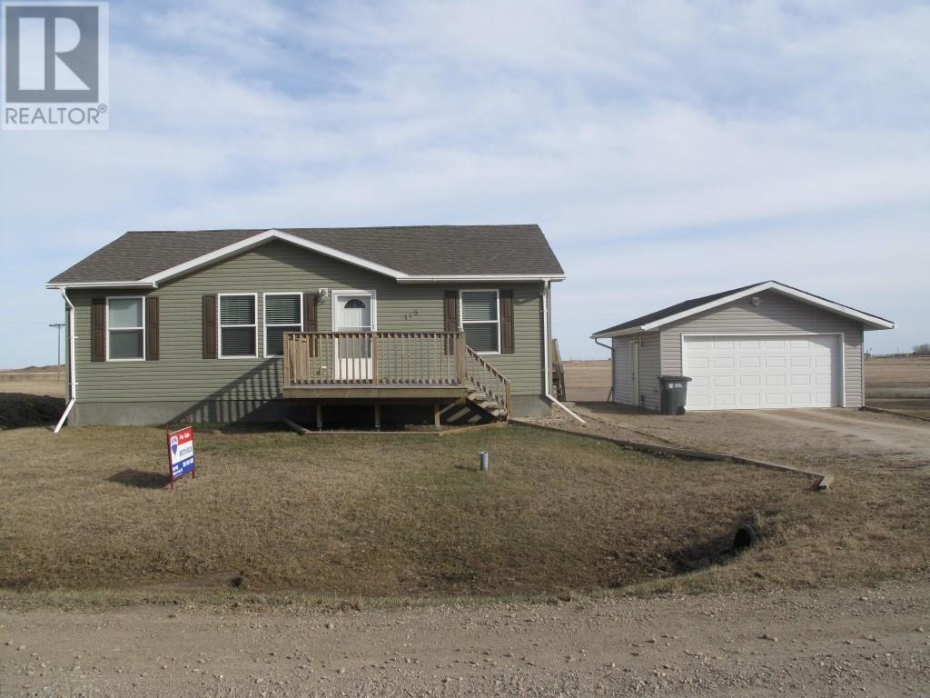 115 Tyvan St, Francis, Saskatchewan  S0G 1V0 - Photo 1 - SK712898