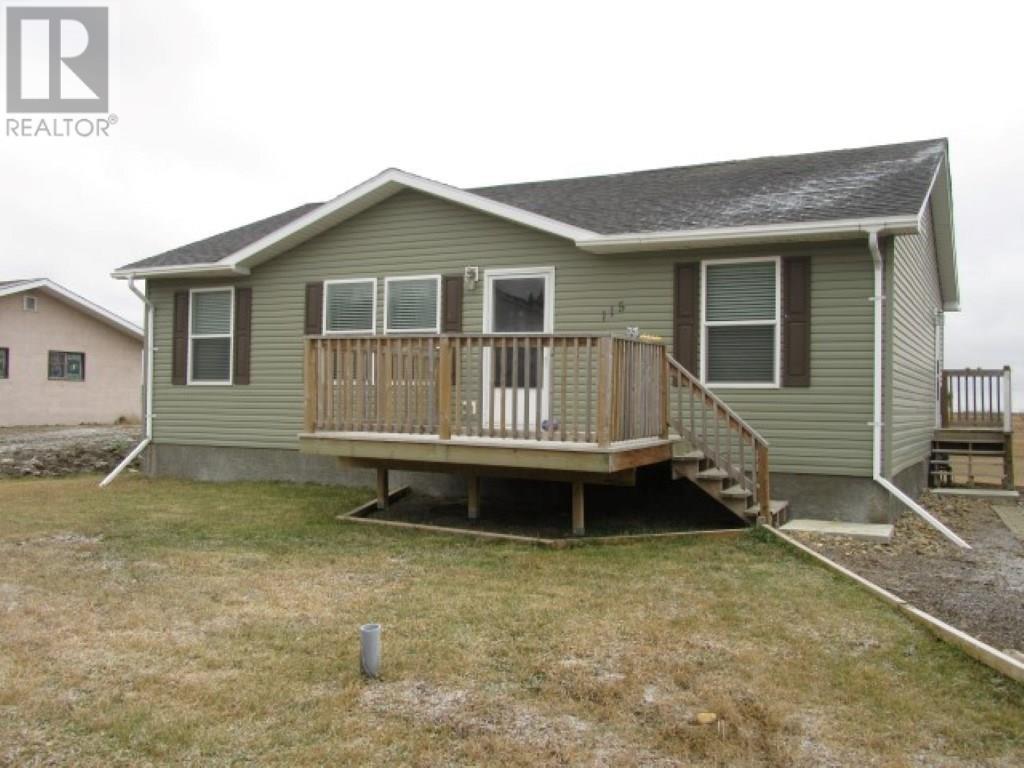 115 Tyvan St, Francis, Saskatchewan  S0G 1V0 - Photo 20 - SK712898