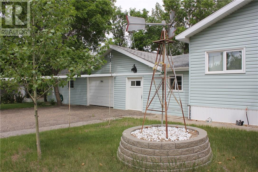 504 Shaw St, Herbert, Saskatchewan  S0H 2A0 - Photo 35 - SK715297