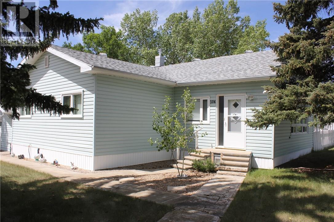 504 Shaw St, Herbert, Saskatchewan  S0H 2A0 - Photo 36 - SK715297