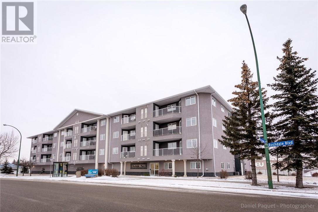 201 6345 Rochdale Blvd, Regina, Saskatchewan  S4X 2R1 - Photo 1 - SK717166