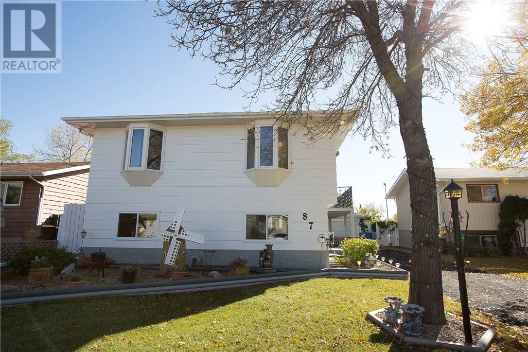 87 Schneider Cres, Regina, Saskatchewan  S4R 7R6 - Photo 1 - SK717237