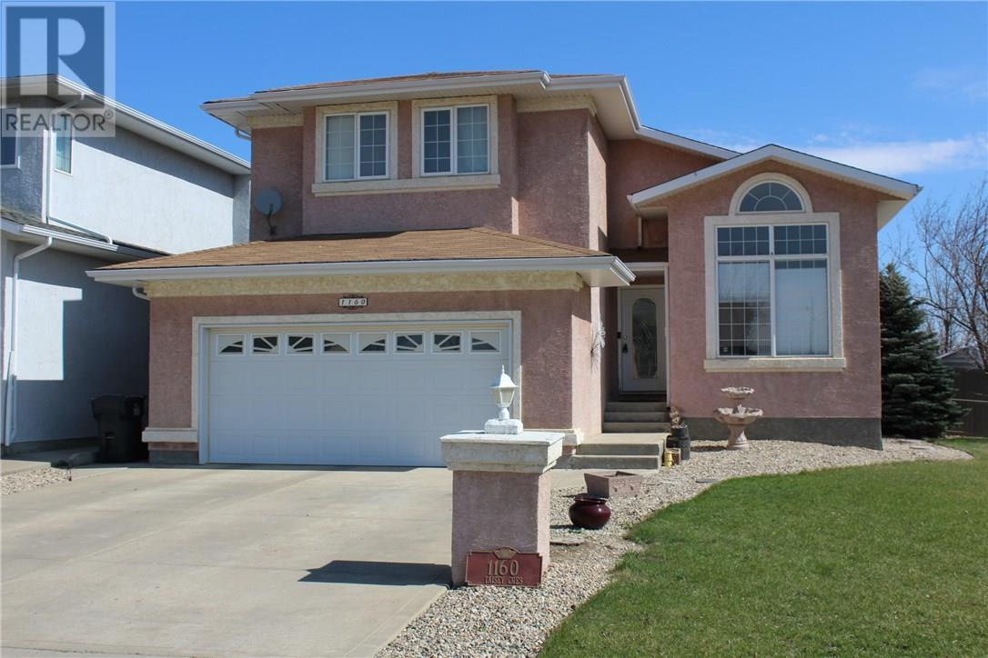1160 Taisey Cres, Estevan, Saskatchewan  S4A 2T6 - Photo 1 - SK719475