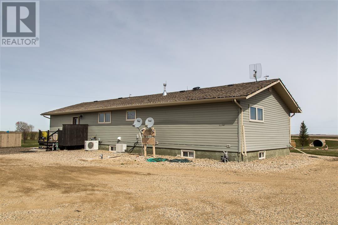 Low's Acreage, Moose Jaw Rm No. 161, Saskatchewan  S6H 4R3 - Photo 2 - SK720373