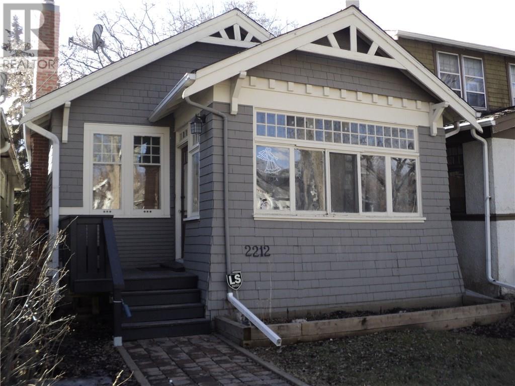 2212 Elphinstone St, Regina, Saskatchewan  S4T 3N8 - Photo 1 - SK720525