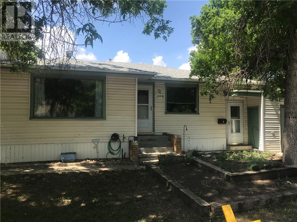 1370 Pasqua St, Regina, Saskatchewan  S4T 4L4 - Photo 1 - SK722325