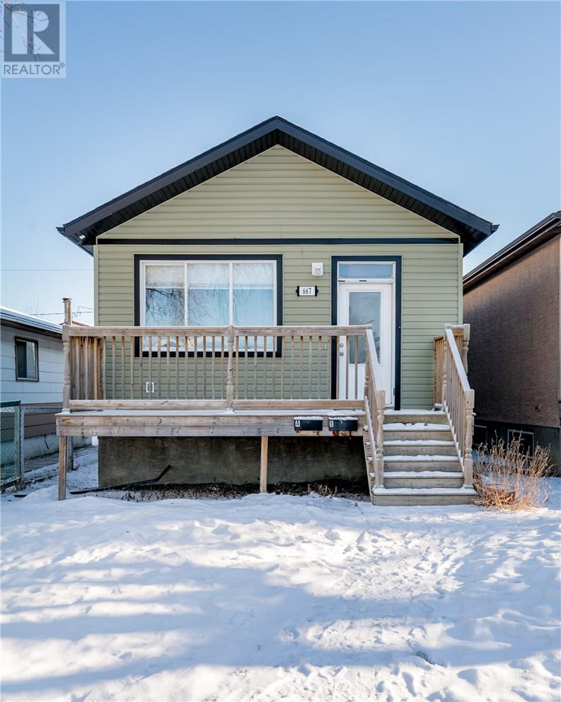 667 Athol St, Regina, Saskatchewan  S4T 3B2 - Photo 1 - SK723073
