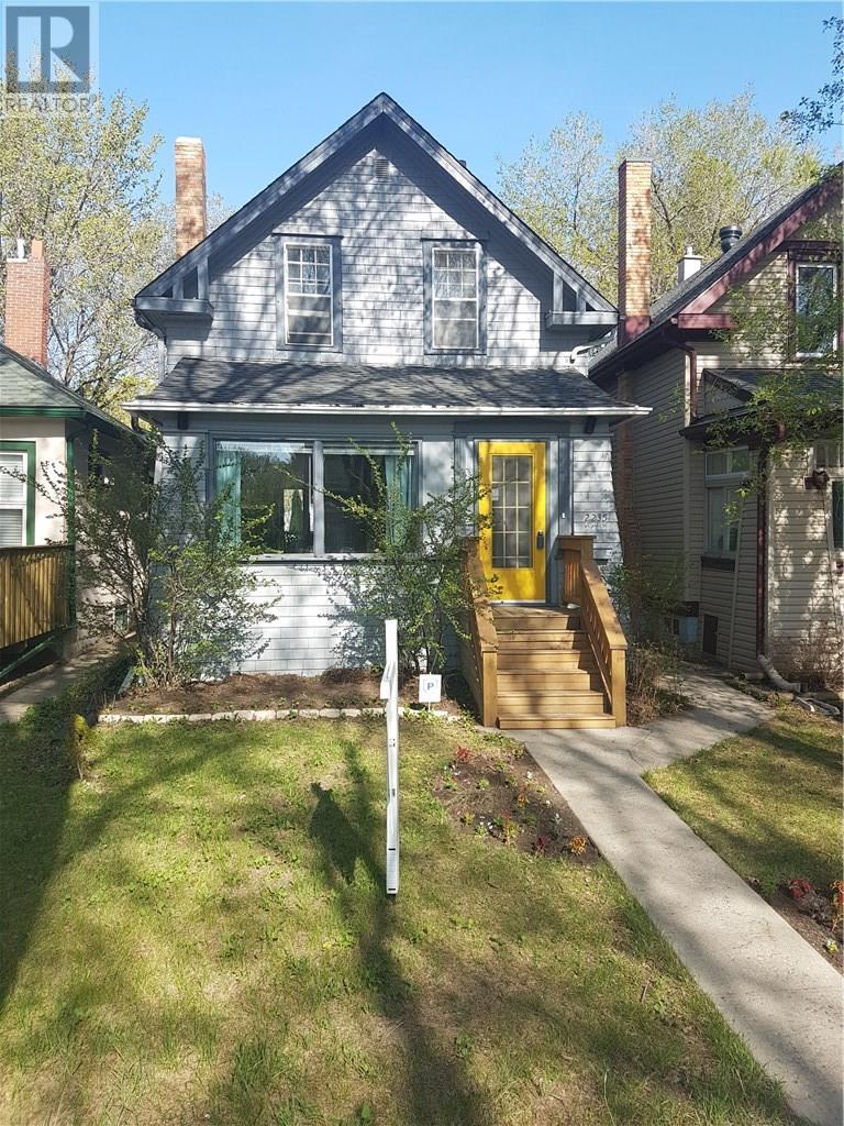 2235 Garnet St, Regina, Saskatchewan  S4T 3A1 - Photo 1 - SK724562