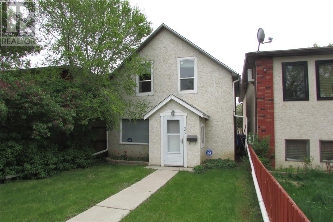 545 Wascana St, Regina, Saskatchewan  S4R 4J3 - Photo 1 - SK724682